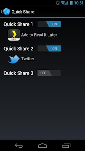 Quick ICS Browser (Donate) - screenshot thumbnail