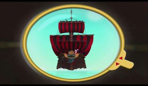 Jake la película Piratas