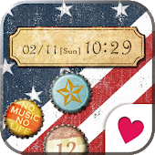 Cute wallpaper★Vintage America