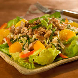 Asian Pork Salad.