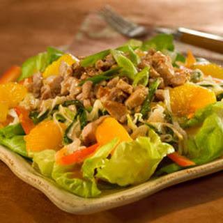 Asian Pork Salad.