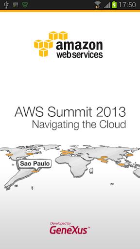 AWS Summit - São Paulo 2013