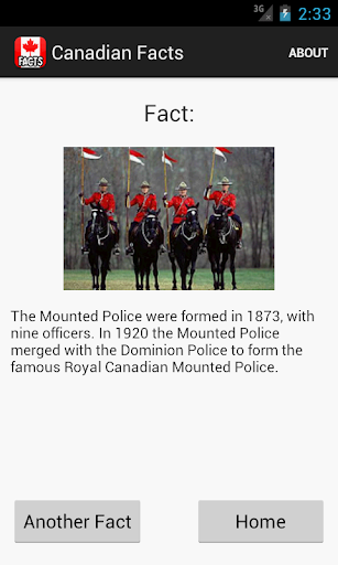 Canadian Facts