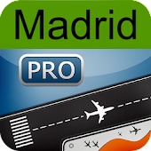 Madrid Airport +Flight Tracker