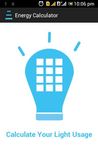 LED Energy Calculator