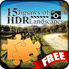15 Jigsaws of HDR Landscapes 1 icon