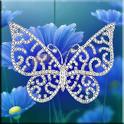 Diamond Butterflies Live icon