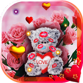 Teddy Bear Cute live wallpaper