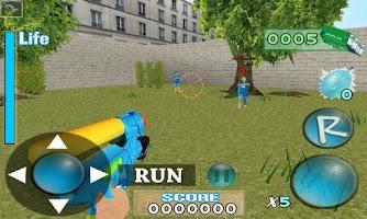 Screenshot of Aiden Water Gun Demo