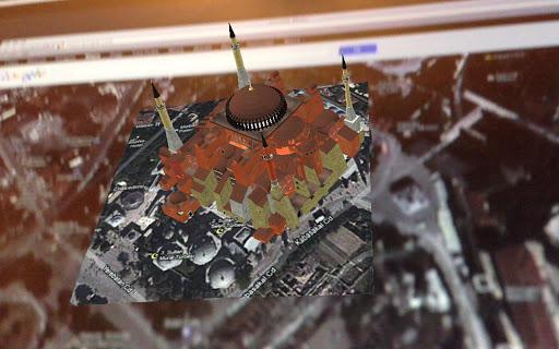 Hagia Sophia AR