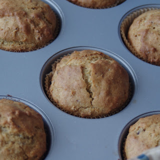 Super Kamut Dried Fruit Muffins (a Case of Serendipity and Snowfall) Recipe