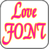 Love font Pack for Galaxy