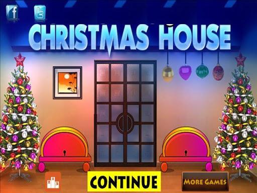 密室逃脫:逃出聖誕節房間 - 史上最聖誕節的解密遊戲