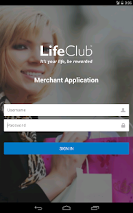 LifeClub Rewards- screenshot thumbnail