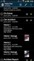Screenshot of Police Pad