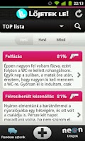 Screenshot of Lőjetek le!