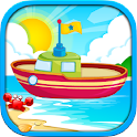 Baby Go Sailing Role Play Boat icon