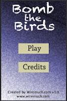 Screenshot of Bomb The Birds