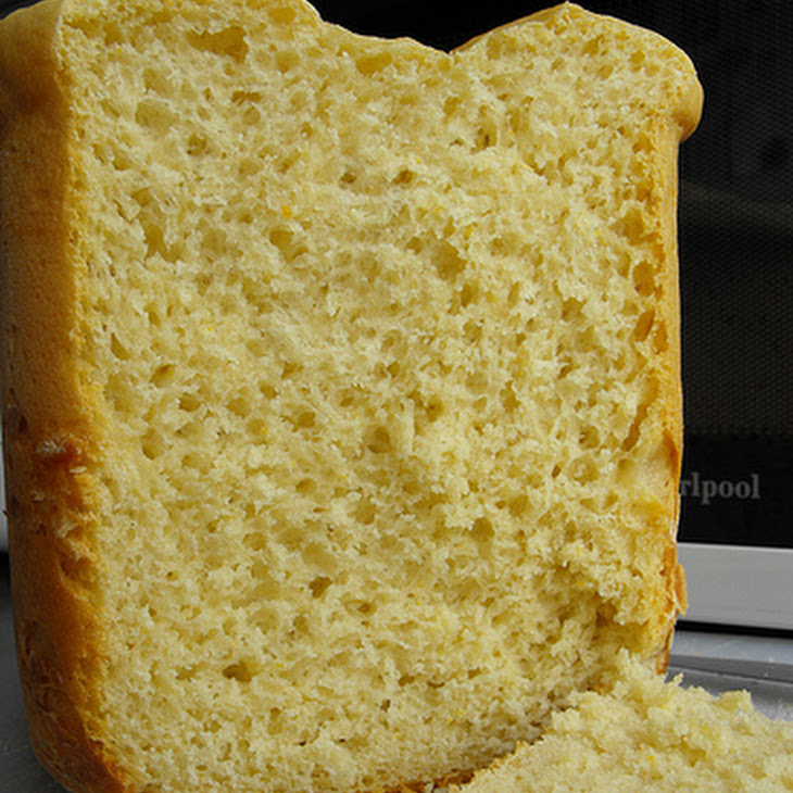 Orange Flavored Bread Recipe
