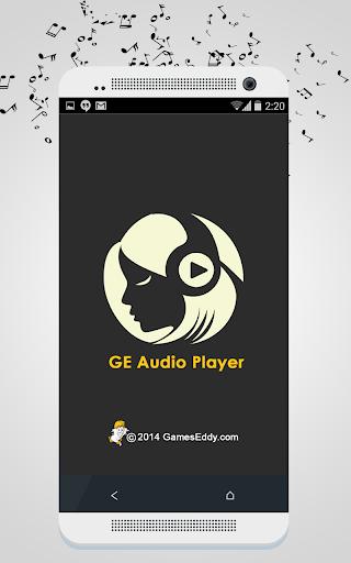 音樂播放器:GE音頻播放器