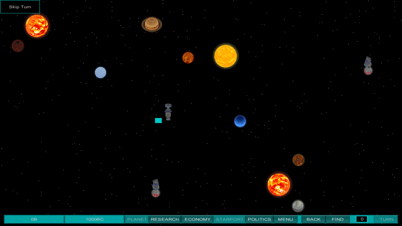 Universal Civilization Demo - screenshot