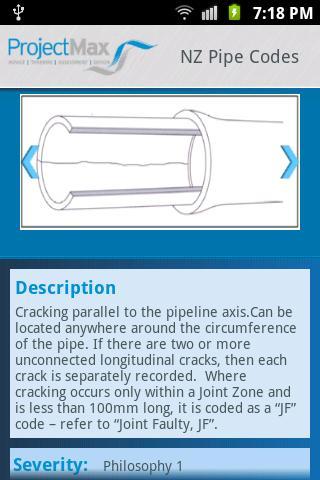 NZ Pipe Codes- screenshot