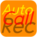 Auto Call Recorder Free icon