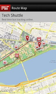 MIT Mobile - screenshot thumbnail