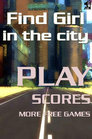Find Girl in the City - screenshot