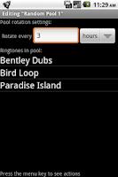 Screenshot of Random Ringtone Lite
