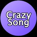 Crazy Song Button Free logo