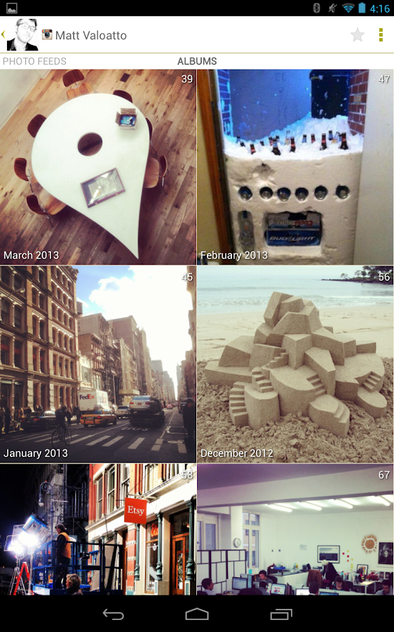 Pictarine: Your News in Photos - screenshot