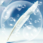 Galaxy Water Bubbles icon
