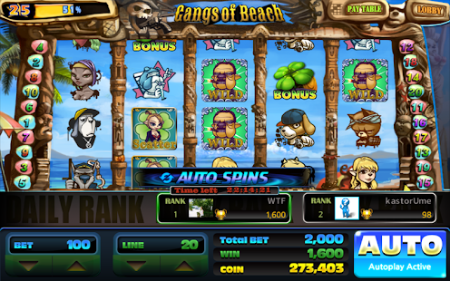 Nuri Slots - Lightning Fever- screenshot thumbnail