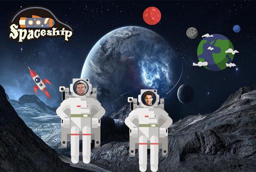 玩攝影App 銀河貼紙相機免費 APP試玩
