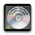 College Football Fight Songs logo