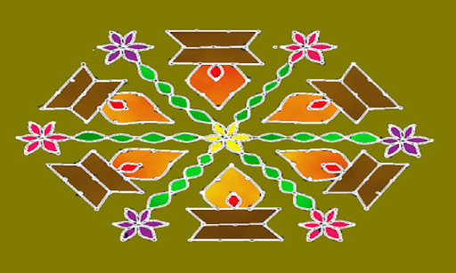 Rangoli Design Ideas