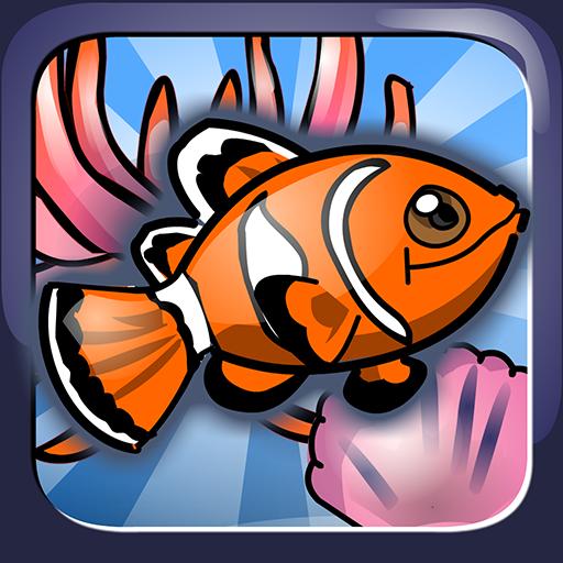 놀라운 물고기 모험 이야기 - 크라운피쉬 레이싱 冒險 App LOGO-硬是要APP
