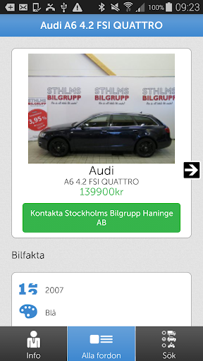 Stockholms Bilgrupp Haninge