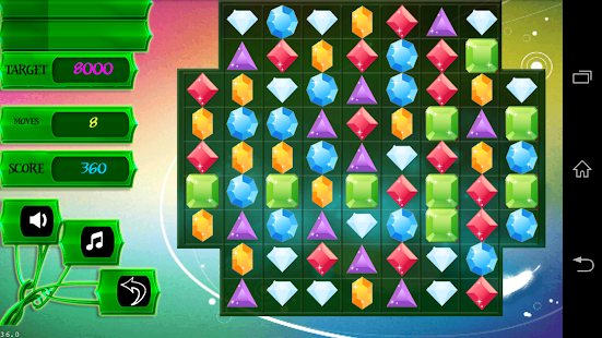 Crystal Crush- screenshot thumbnail