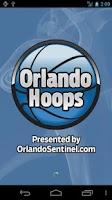 Screenshot of Orlando Hoops