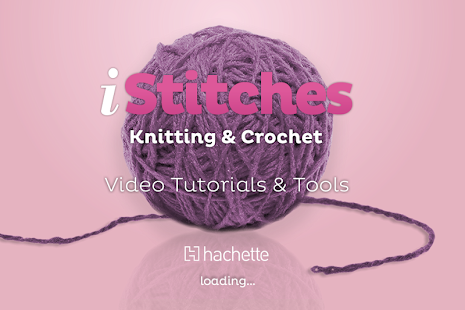 iStitches - Knitting & Crochet - screenshot thumbnail