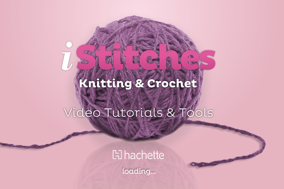 iStitches - Knitting & Crochet- screenshot