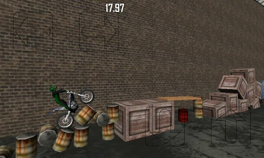 GnarBike Trials Pro- screenshot thumbnail