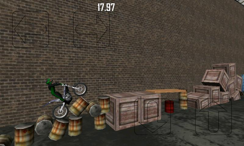 GnarBike Trials Pro- screenshot