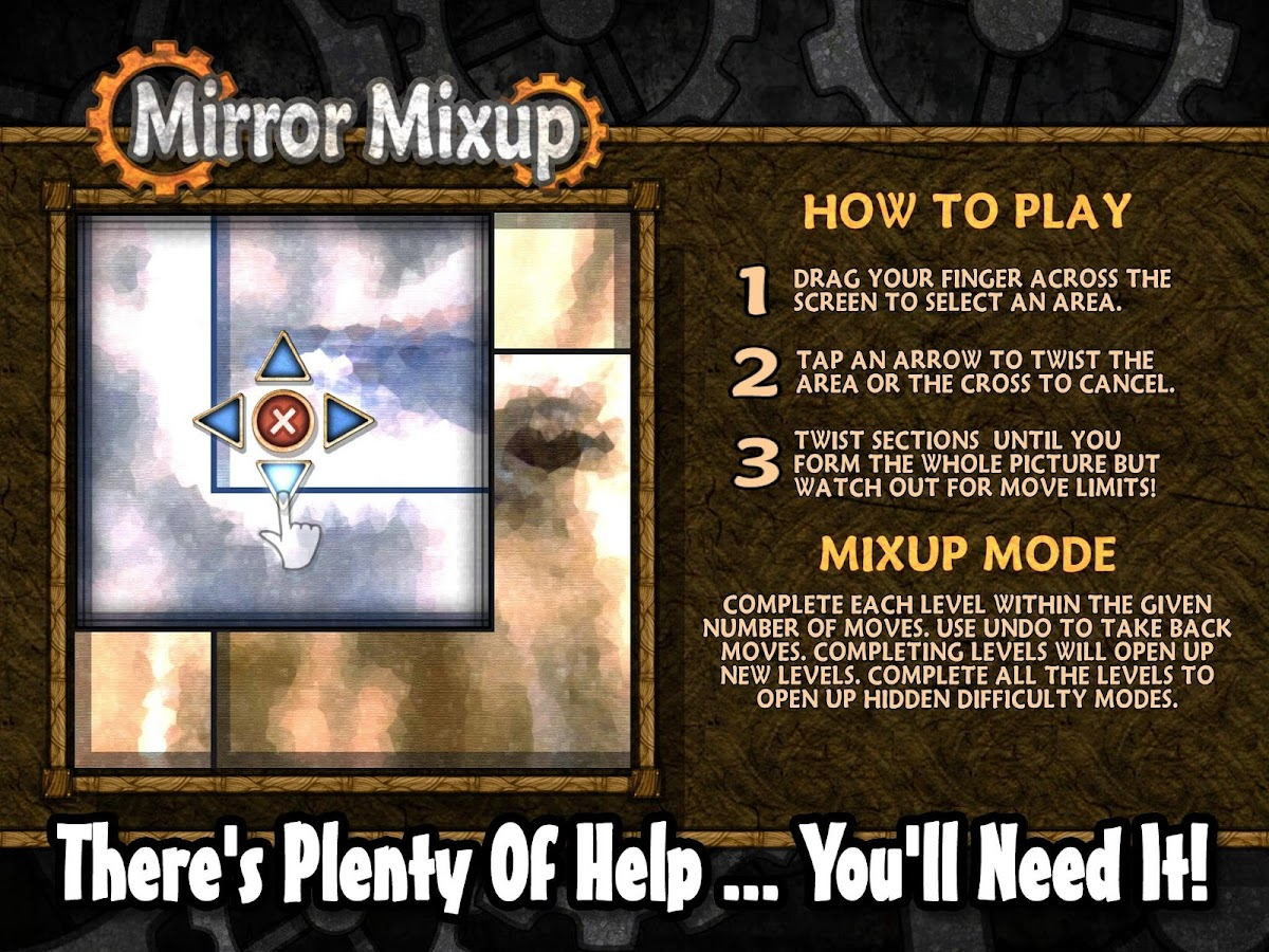 Mirror Mixup- screenshot