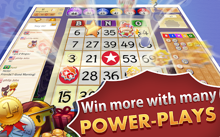 BINGO Club -FREE Holiday Bingo 2.5.5 screenshot 367310