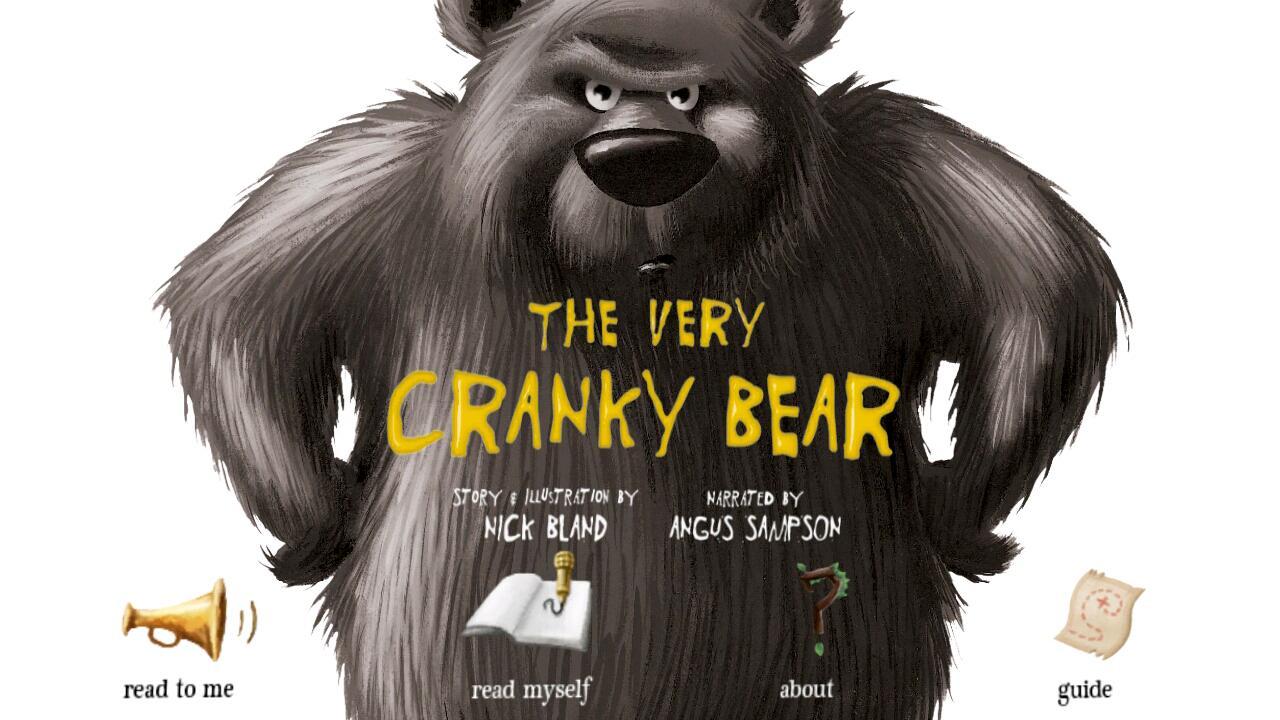 The Very Cranky Bear- screenshot
