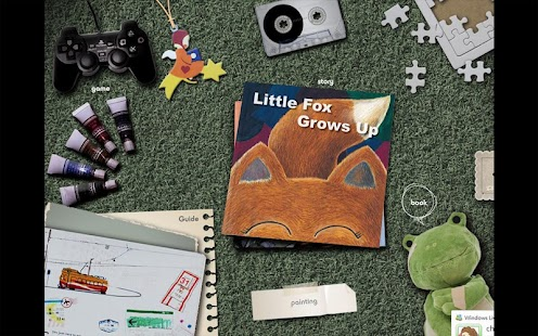 Little Fox Grows Up- screenshot thumbnail