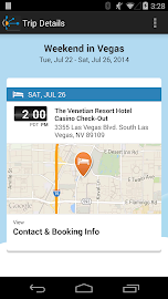 TripIt: Trip Planner Screenshot 6